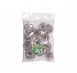 Tablety rašelinové, bal. 15 ks, D 44 mm