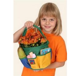 Detská záhradná taška, 19x17cm