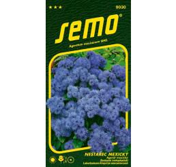 Ageratum mexicanum / Agerát mexický ´TETRA BLUE MINK´, bal. 0,2 g