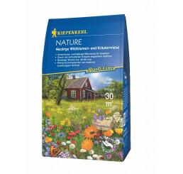 Lúčna kvetinová zmes, Profi-line, , z divokých kvetín a bylín, bal. 250 g,  5-10 g/m2