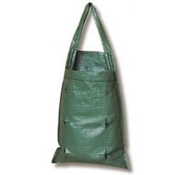 """Kvetinová taška na zavesenie """"Kaskade"""" + zavlažovač, malá, 6 otvorov, 34 x 23 cm"""
