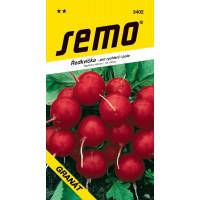 Reďkovka guľatá červená pre rých. aj pole ´GRANÁT ´, bal. 5 g