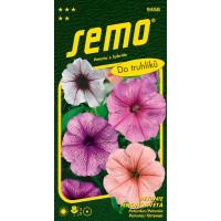 Petunia hybrida / Petúnka mnohokvetá ´ZMES´, bal. 50 tabl.