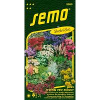 Zmes kvetín pre skalky, bal. 1 g