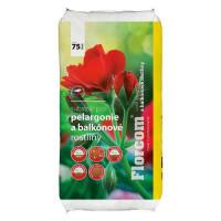 Substrát pre balkónové kvety,bal. 20 l