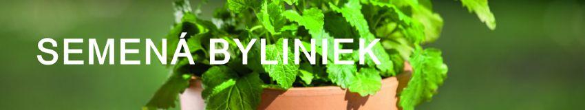 Semená byliniek