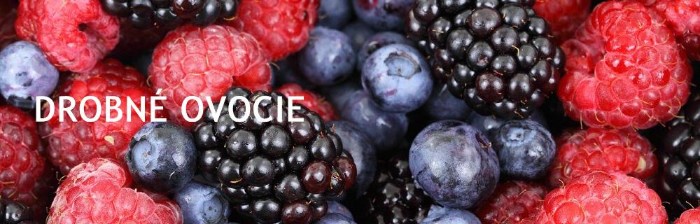 Predaj drobného ovocia