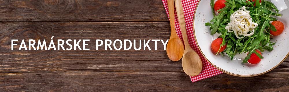 Predaj farmárskych produktov online