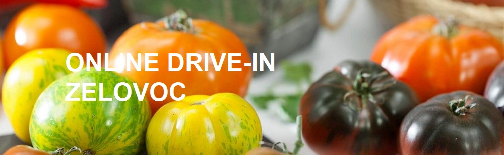 Online Drive-In Zelovoc