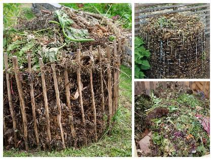 Ako kompostovať na záhrade