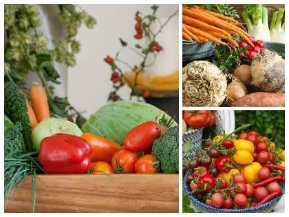 Teplomilná zelenina na jeseň