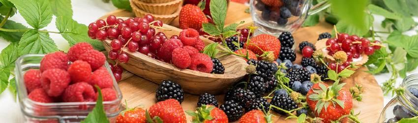 Pestovanie v nádobe - drobné ovocie