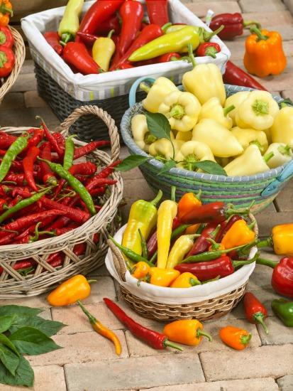 Vysievame plodovú zeleninu
