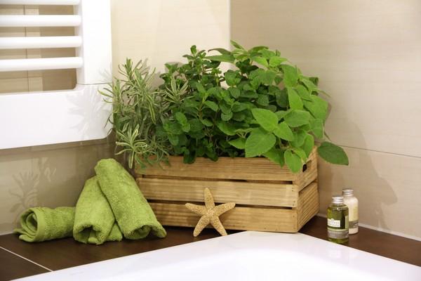 bylinný kúpeľ